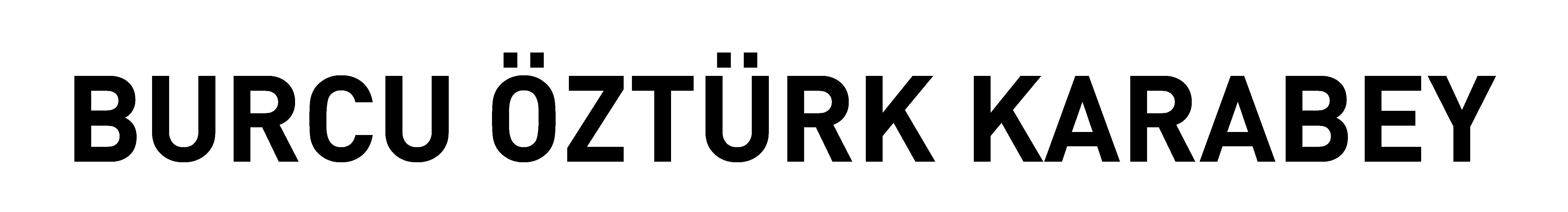 Burcu Öztürk Karabey